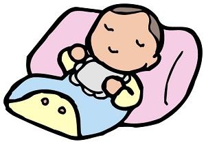 赤ちゃんの腸