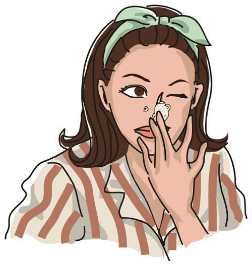 オロナイン鼻パックよりも、毛穴がキレイになる方法があった