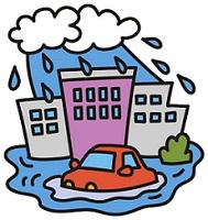 ゲリラ豪雨とは?原因は何?集中豪雨とは違うの?【動画あり】