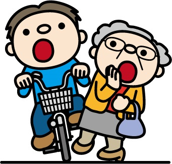 子供の自転車事故