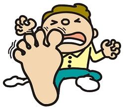 手足のかゆみ
