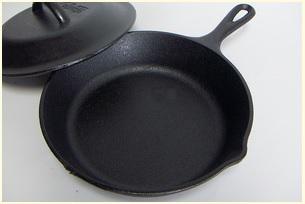 あさイチで紹介のスキレットは鉄分も取れるオシャレな調理器具♪
