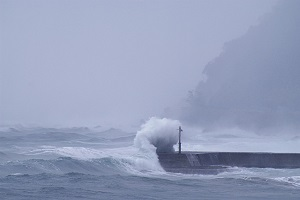 台風6号が沖縄に接近中。2015年は台風が多くなるのか?