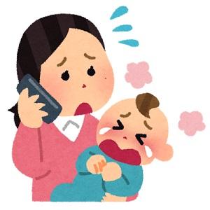 子どもの発熱の対処法