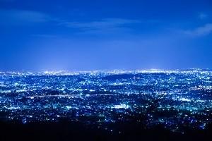熊本の夜景は山へ行け?!人気スポットをチェック