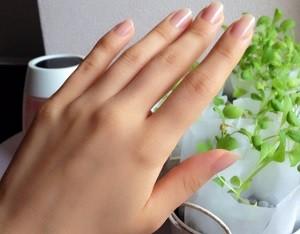 爪のセルフチェック