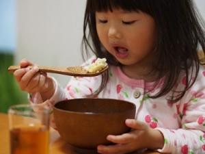 熱がある時の子供の食事