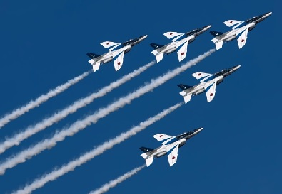 小松基地航空祭2018の日程!見どころはココ