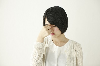紫外線アレルギーと目